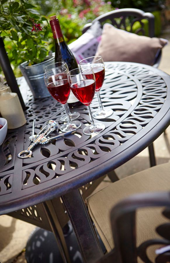 Hartman Amalfi Cast Aluminium Garden Furniture