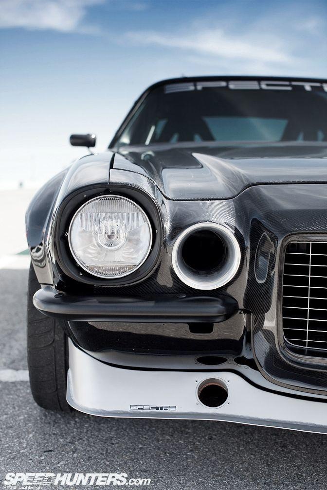 1970 Spectre Camaro Chopped & Quartered Cars