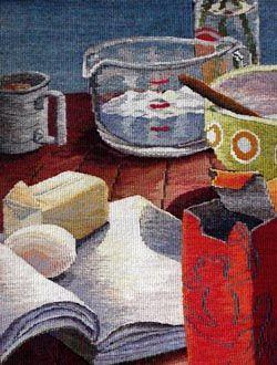 Sarah Swett Tapestry Artist: Textiles Art, Art Textiles