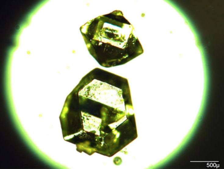 Metal-organic frameworks: Hot 'new' material found to exist in nature in rare minerals from Siberia. One of the hottest new materials is a class of porous solids known as metal-organic frameworks, or MOFs. These man-made materials were introduced in the 1990s, and researchers around the world are working on ways to use them as molecular sponges for applications such as hydrogen storage, carbon sequestration, or photovoltaics.