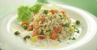 Lagris   Salát s rýží