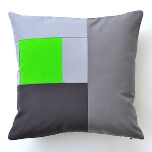 Scully Pillow 14x14 by JaffWorks
