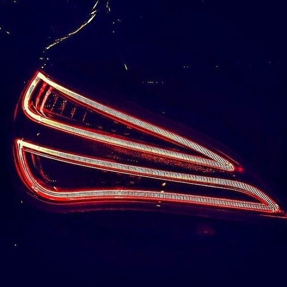 Mercedes Benz CLA Rear Light