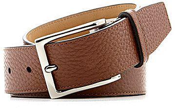 Cole Haan Pebble Leather Belt on shopstyle.com
