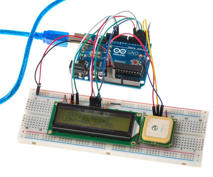 40 best gps images on pinterest arduino projects electronics displaying gps location on a lcd screen fandeluxe Images