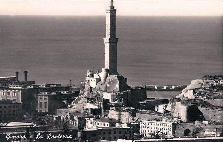 la Lanterna, Genova, Italy