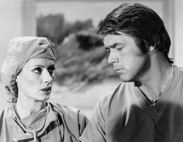 Medical Center tv show  Chad Everett and Shelby Grant