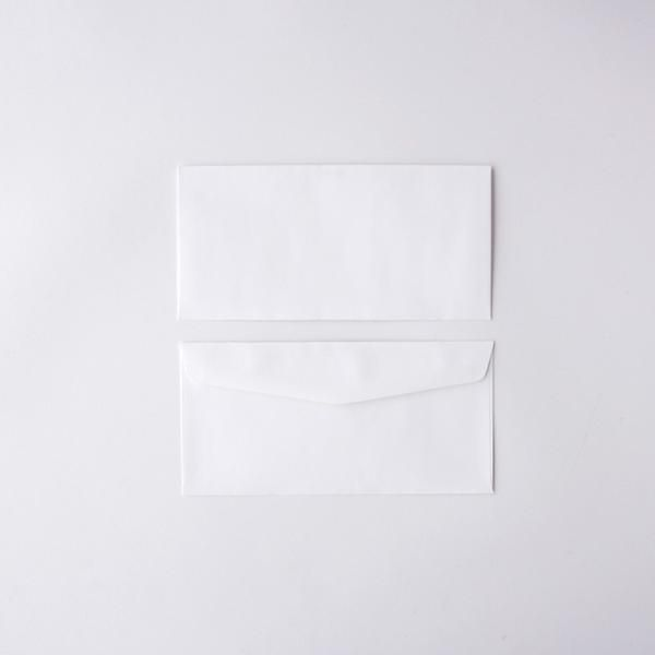Clean envelope S65 from Scandia