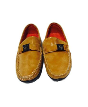 Louis Vuitton Brown Loafers size 8