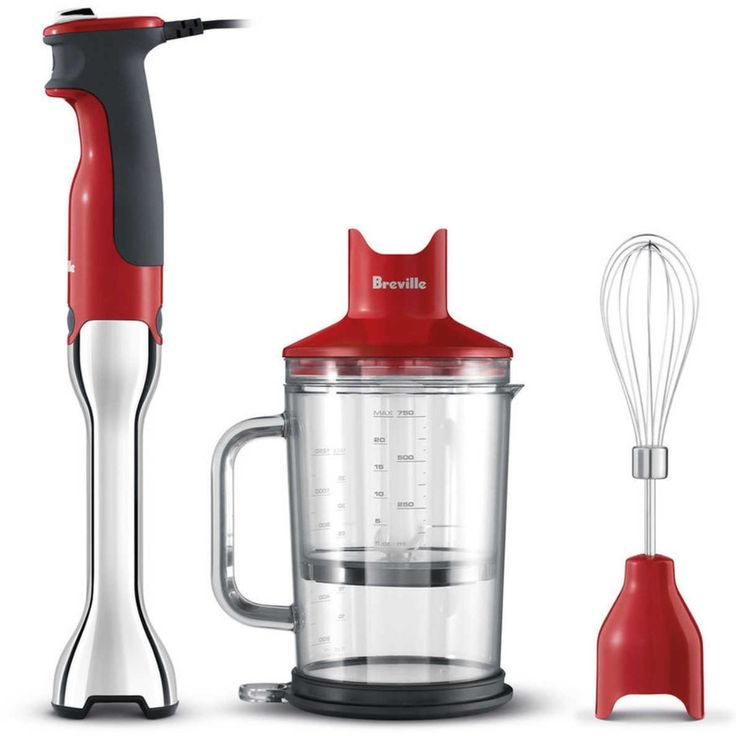 Breville® The Control Grip Hand Blender 700W Mixer - $95 - Brand New - Free Shipping  Prepare those meals in style!  #chickitchens