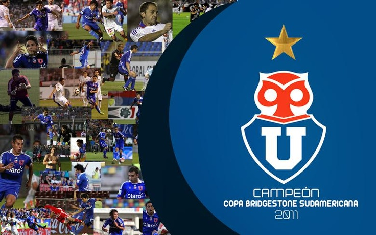 Universidad de chile, campeon copa bridgestone sudamericana 2011