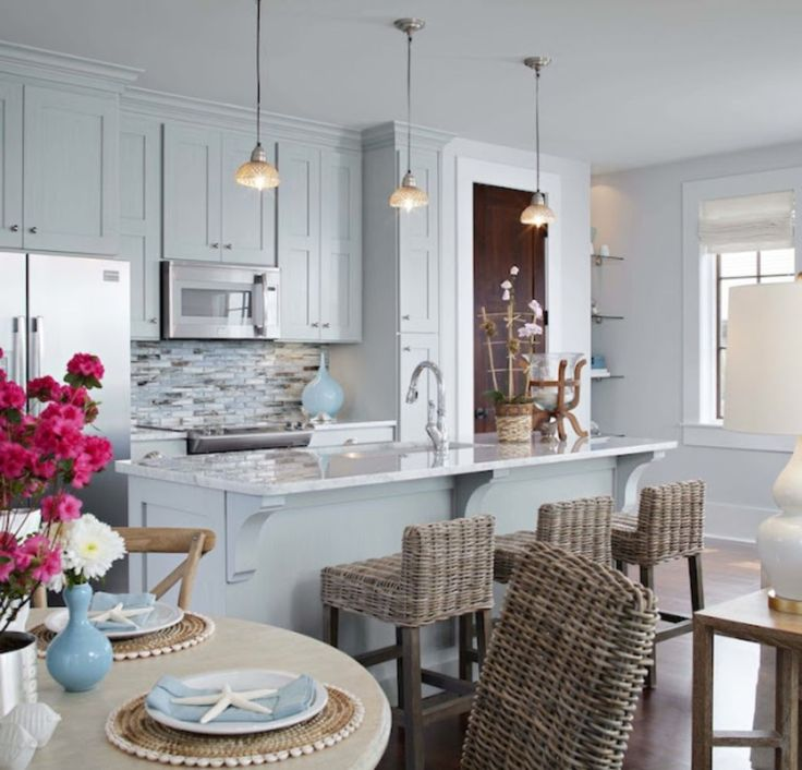 Five No Fail Palettes For Colorful Kitchens: Best 25+ Beach Color Schemes Ideas On Pinterest