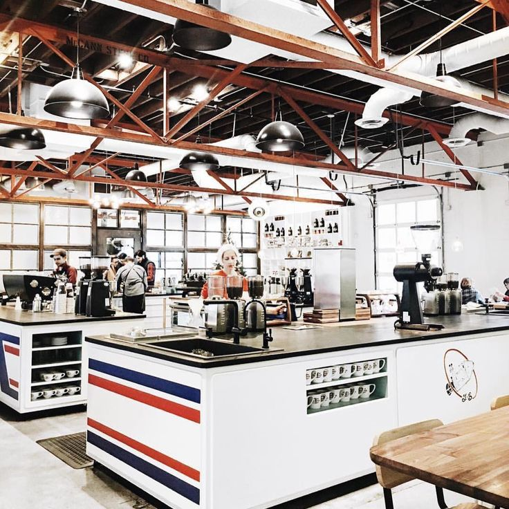 Barista Parlor   Nashville, TN   Top-notch coffee in an undeniably cool environment.