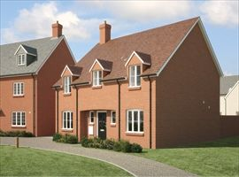 The Cartmel is a 4 bedroom detached house for sale in #Oxford