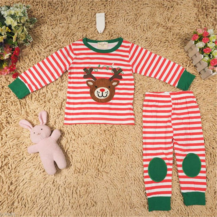 Holiday Rudolph Jammies