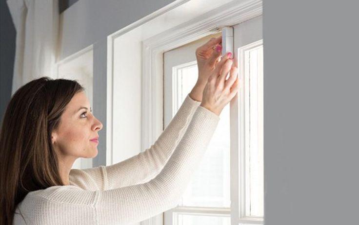 SENSORES DE PUERTAS Y VENTANAS EN CLIMAS CÁLIDOS. Los sensores de puertas y ventanas aumentan tanto la seguridad, como la comodidad y también eliminan el riesgo de altas tarifas por la calefacción o el aire acondicionado.  #Tecnologia #Domotica #CasaInteligente #HogarInteligente #AutomatizaciondeEspacios #NuevasTendencias #SensoresInalambricos #PuertasyVentanas #AhorroEnergetico