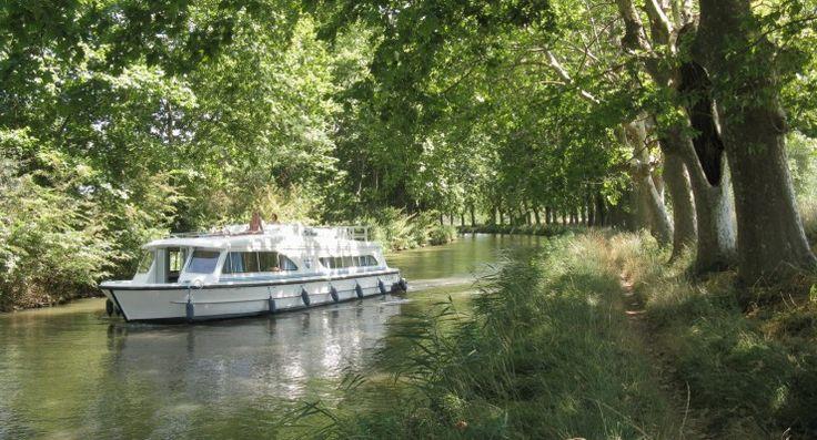 Csatornahajózás Franciaországban
