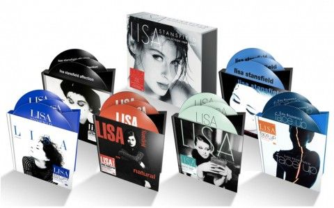 Lisa Stansfield / The Collection 1989-2003 box set