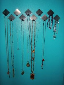 53 Best Images About Ways To Hang Your Jewelry On