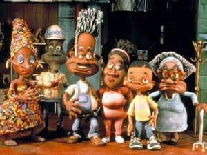 Top 10 Black Cartoons Of All-Time | There have been many 70s cartoons, 80s cartoons, 90s cartoons and present day cartoons with African American cartoon characters. But very few have had the main character(s) be African American. Here are the best Black cartoons from the 70s,80s, and 90s and today.