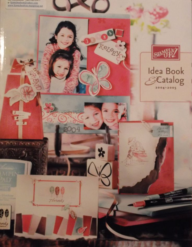 2005 stampin up catalog pdf