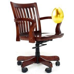 Montecristo office chair