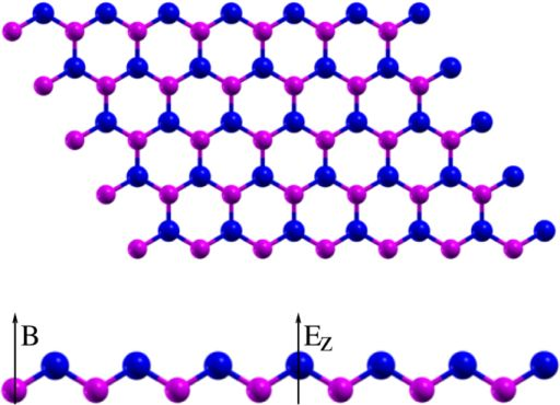 First transistor built using two-dimensional silicon: Graphene's big brother finally kept stable long enough to test...