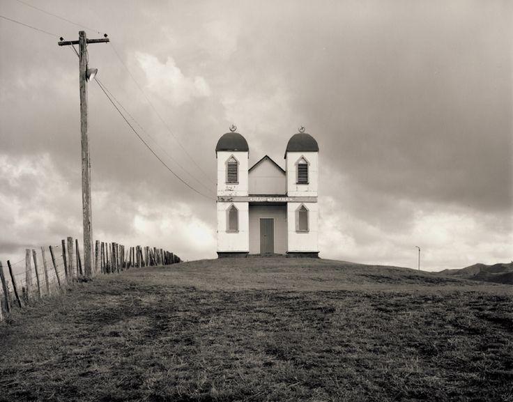 laurence aberhart - Ratana Church, Raetihi