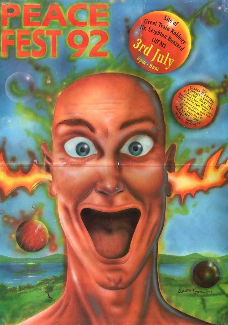 Loved this flier acid house pinterest rave for Acid house rave