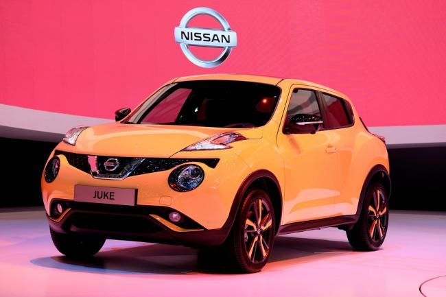 Nissan Juke 2015 Tampil Lebih Sporty - Vivaoto.com - Majalah Otomotif Online