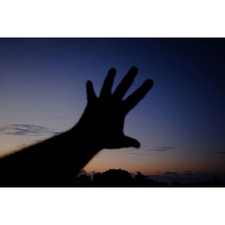 Untitled #skantzman #heraklion #crete #sunset #sky #colour #velvia #28mm #hand #fujuxpro1 #fuji #xpro1 #manolisskantzakis #photography #emptyness