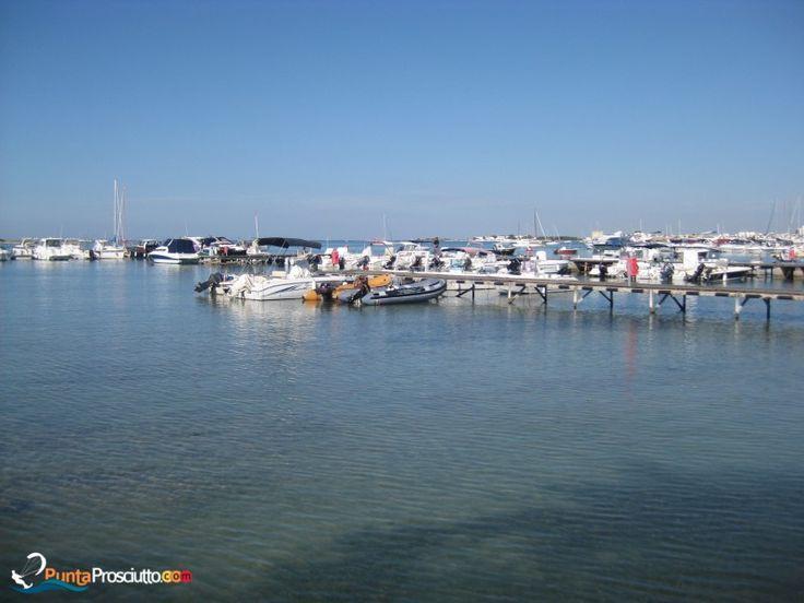 Porto Cesareo Harbour, Le, Salento