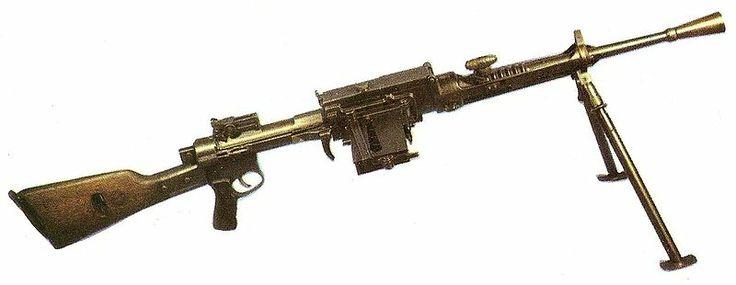 Fucile Mitriagliatori Breda modello 30