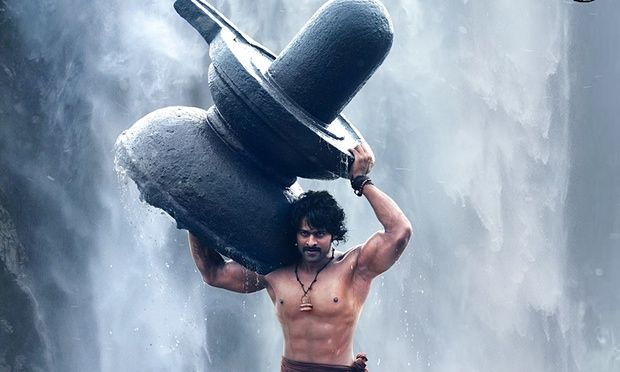 The CGI that reduces the magician to a trickster, the demigod hero and the visual storytelling.  Full review, #Baahubali: