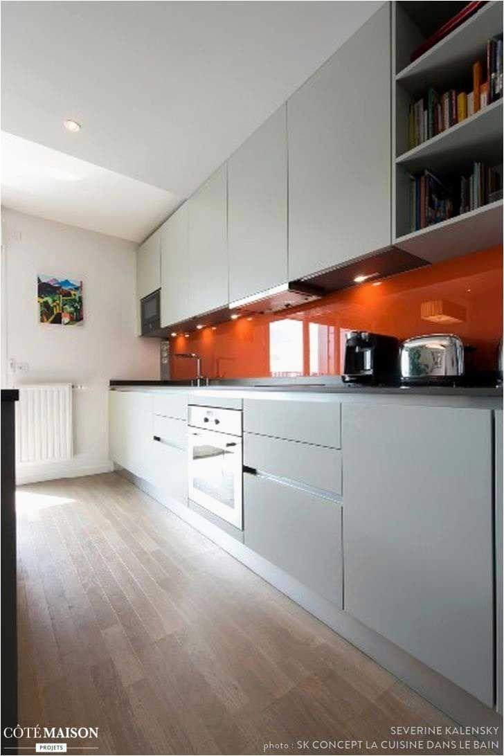 Credence Verre Ilot Central grohe robinet de cuisine robinet jardin design robinet