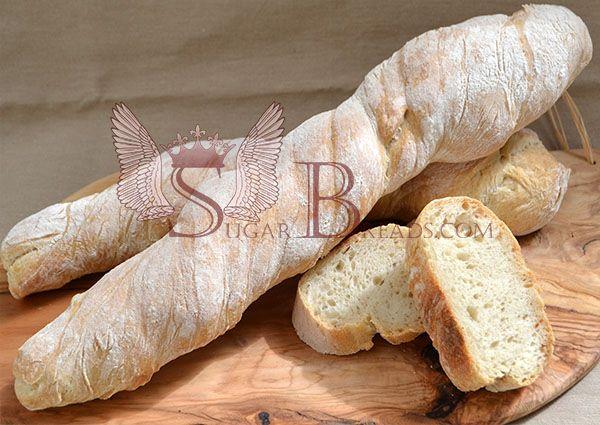 Εύκολη μπαγκέτα για πρωινό | Sugar & Breads in Greece