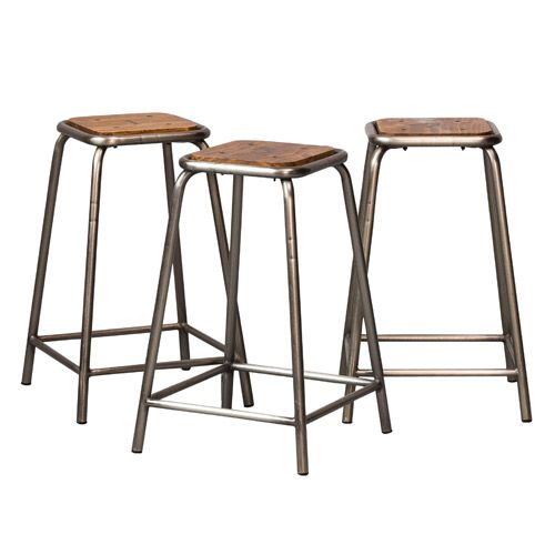 1000 id es propos de tabourets de bar en m tal sur pinterest tabouret en m tal tabourets. Black Bedroom Furniture Sets. Home Design Ideas