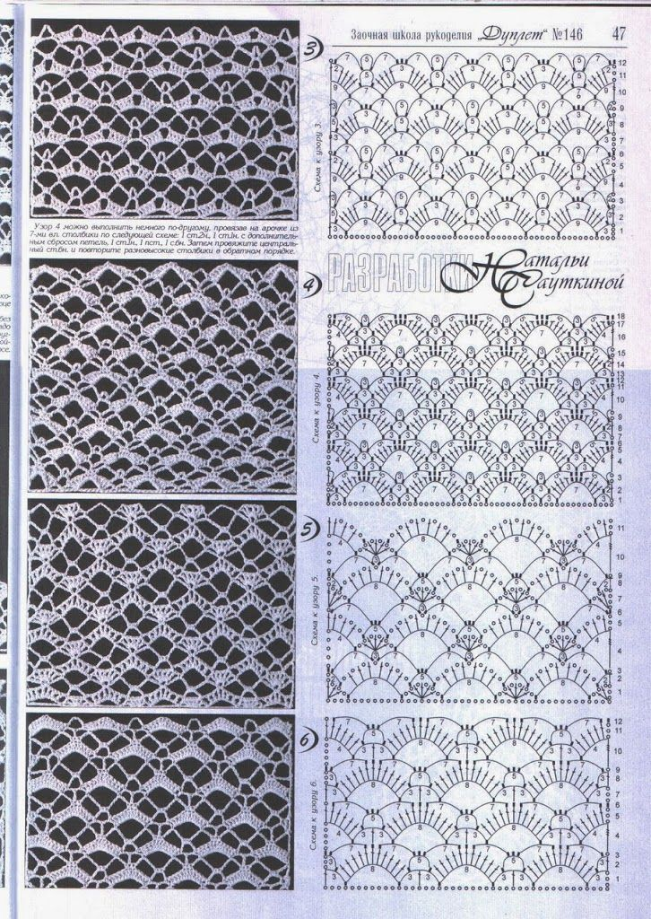 2415 besten crochet pattern Bilder auf Pinterest | Häkelmaschen ...