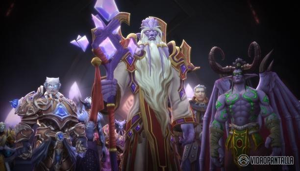 Sombras de Argus llegará a World of Warcraft el 30 de agosto  Tres famosos héroes de World of Warcraft junto a un grupo de 15 jugadores hicieron todo lo posible para extinguir las fuerzas demoníacas que asolaban Azeroth una épica batalla que pese a derrotar a su capitán devolver a todo el mundo sano y salvo tuvo una terrible consecuencia: el transporte del propio planeta Argus cuna de la Legión al cielo de Azeroth.  Sombras de Argus así se ha apodado la actualización 7.3 del exitoso MMORPG…