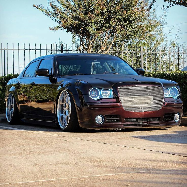 Pin By Lifta Brand On Chrysler 300 Lifted Or Donked