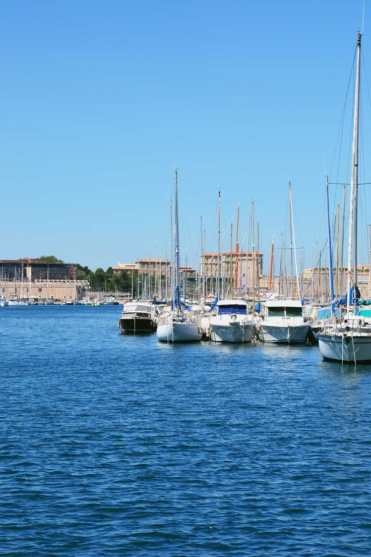 Marseile's Vieux Port (old harbour) #France More photos here: http://www.weekend-wonders.com/2015/05/a-long-weekend-in-marseille.html