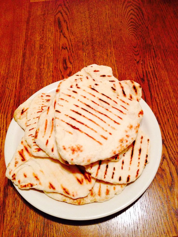 Easy flatbreads. Jamie Oliver recipe. Great as a ...