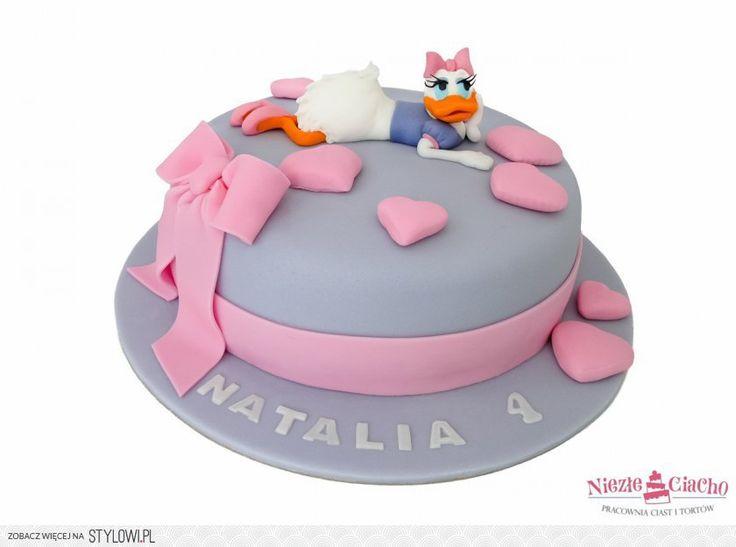 Daisy, Kaczor Donald, torty bajkowe, torty dla dzieci, urodziny dziecka, tort urodzinowy, dziecko, Tarnów
