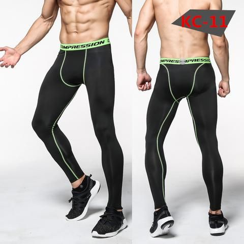 Mens Compression Pants Crossfit Tights Men Bodybuilding Camouflage - Five Points Supply Co.