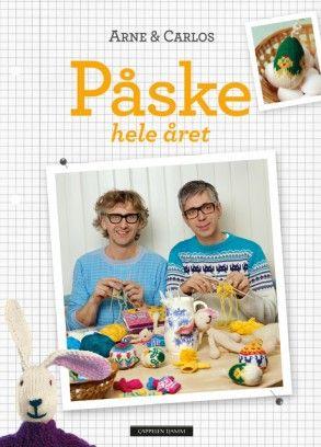"""""""Påske hele året"""" Arne Nerjordet og Carlos Zachrison"""