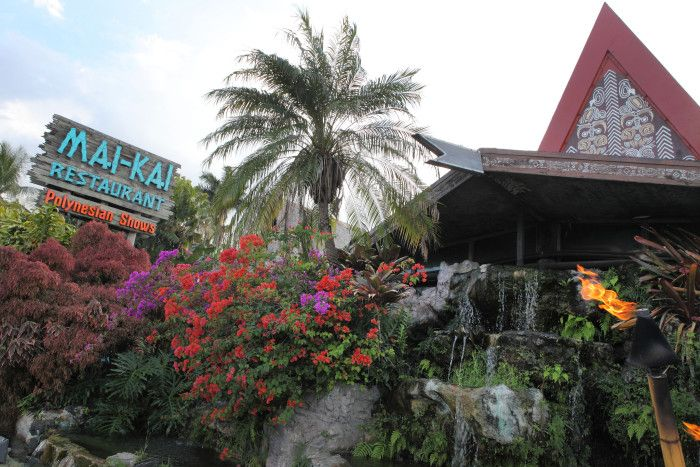 Places that take you back in time: Mai-Kai Restaurant, Fort Lauderdale