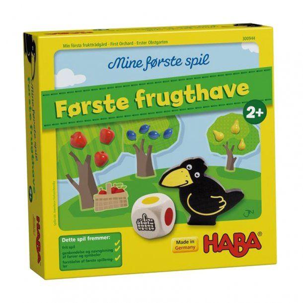 HABA børnespil, Min første frugthave