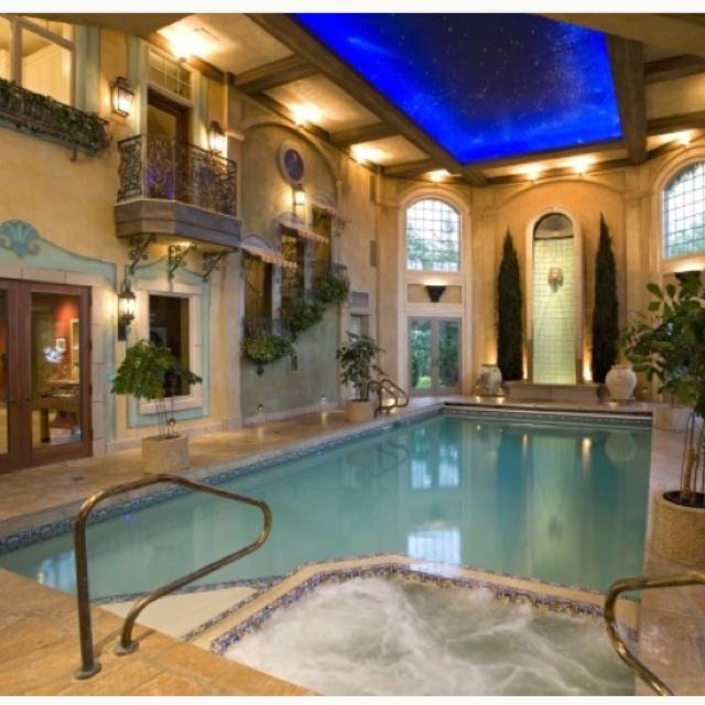 Indoor pool design  153 besten indoor pool Bilder auf Pinterest