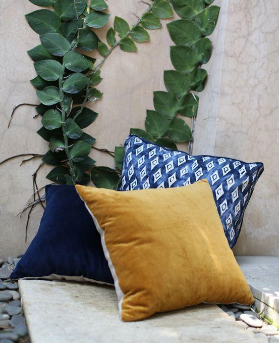 coca mojo, velvet, screenprint, linen, cotton, canvas, denim, corduroy, stitch, piping, batik, dye, cushion, scatter cushion, pillow, artisan, bespoke