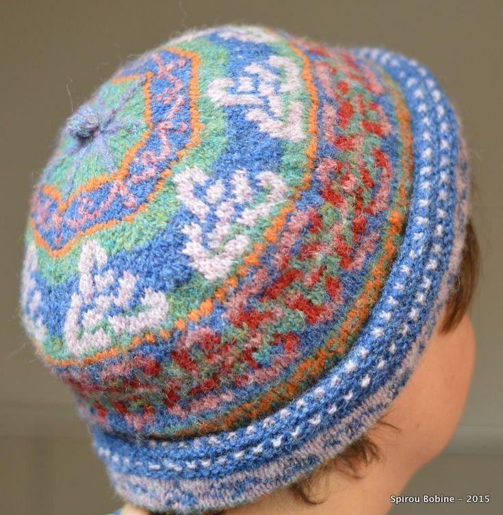 210 best Knitting - My works images on Pinterest | Fair isles ...